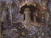 Flying Demon-Mikhail Alexandrovich Vrubel-Giclee Print