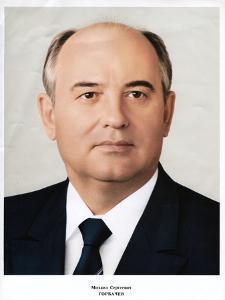 Mikhail Gorbachev, Leader of the Soviet Union, 1985
