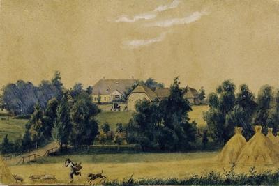 The Priyutino Estate, 1830S