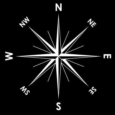 Compass Rose, Artwork