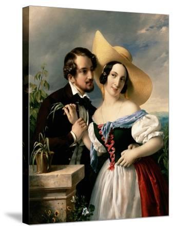 Flirtation, 1841