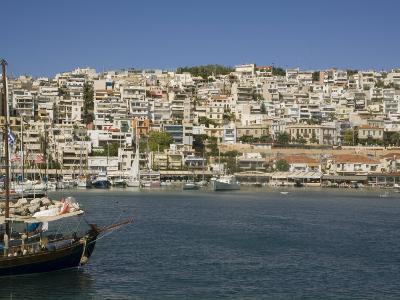 Mikrolimano, Piraeus, Athens, Greece, Europe-Richardson Rolf-Photographic Print
