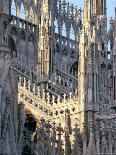 Milan Cathedral, Milan, Lombardy, Italy-Adam Woolfitt-Photographic Print