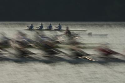 Rowing by Milan Malovrh