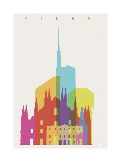 Milan-Yoni Alter-Giclee Print