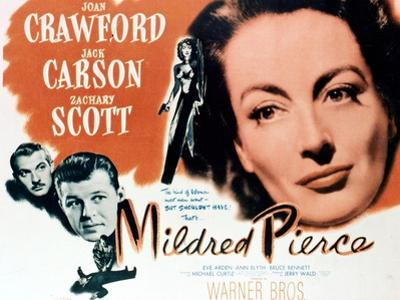 Mildred Pierce, 1945, Directed by Michael Curtiz