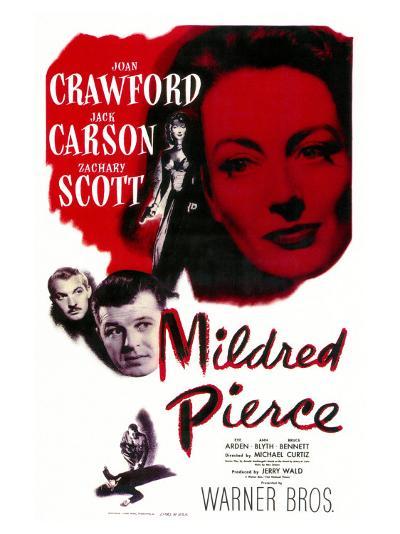 Mildred Pierce, 1945--Art Print