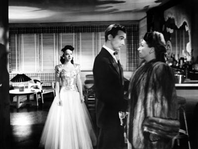 Mildred Pierce, Ann Blyth, Zachary Scott, Joan Crawford, 1945