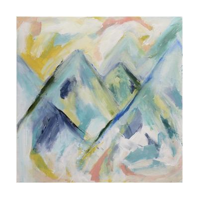 Mile High-Carrie Schmitt-Giclee Print