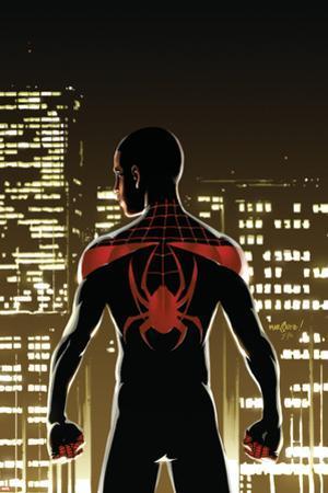 Miles Morales: Ultimate Spider-Man No. 1: Spider-Man