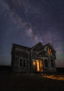 Pray Nobody Is Home by Miles Morgan