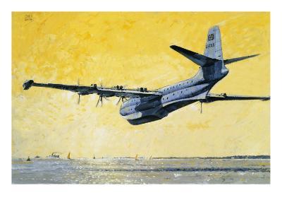 Military Aircraft-John S^ Smith-Giclee Print