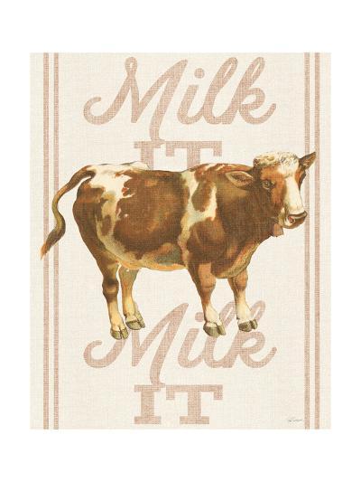 Milk it Milk it-Sue Schlabach-Art Print