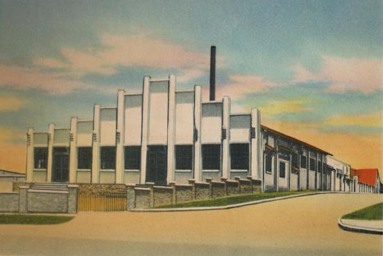 'Milk Producers' Cooperative, Barranquilla', c1940s-Unknown-Giclee Print