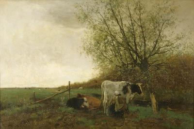 Milking Time-Willem Maris-Giclee Print