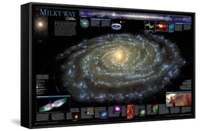 Milky Way Chart - ?Spaceshots