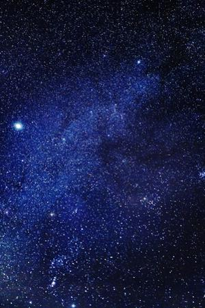 Milky Way Galaxy, Lapland, Sweden