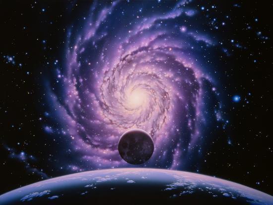 Milky Way Galaxy-Joe Tucciarone-Photographic Print