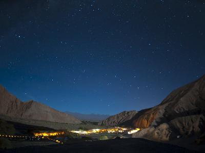 Milky Way, Hotel Alto Atacama, San Pedro De Atacama, Atacama Desert, Chile, South America-Sergio Pitamitz-Photographic Print