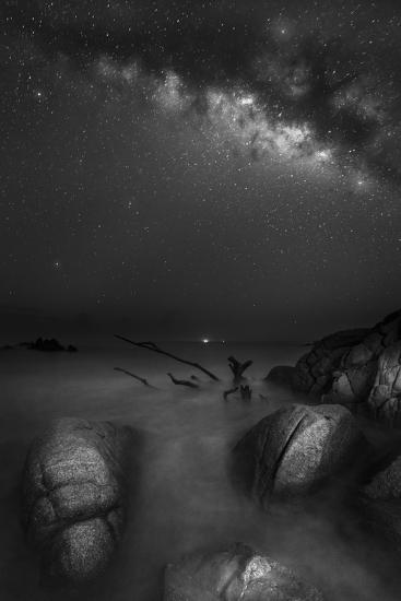 Milky Way Huatulco 2-Moises Levy-Photographic Print