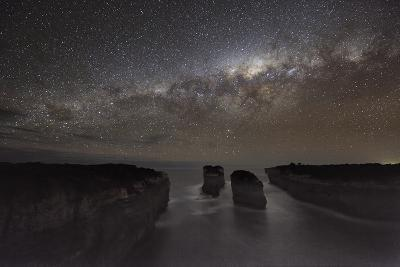 Milky Way Over Shipwreck Coast-Alex Cherney-Photographic Print