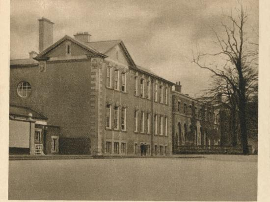 'Mill Hill School', 1923-Unknown-Photographic Print