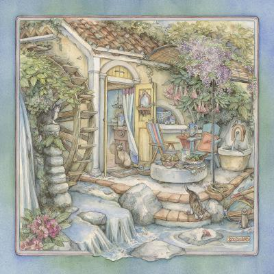 Mill House-Kim Jacobs-Giclee Print