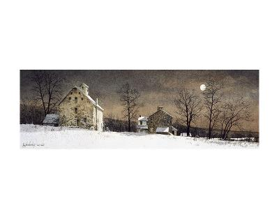 Mill Moon-Ray Hendershot-Art Print