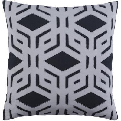 Millbrook Down Fill Pillow - Charcoal