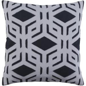 Millbrook Pillow Cover - Charcoal