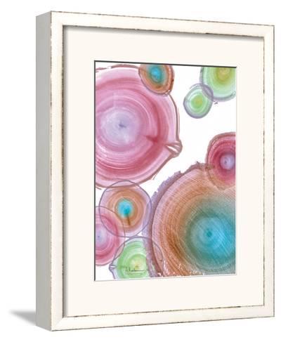 Millennial Tree Ring I-Albert Koetsier-Framed Art Print