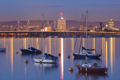 Millennium Stadium, Cardiff Bay, Wales, United Kingdom, Europe-Billy Stock-Photographic Print