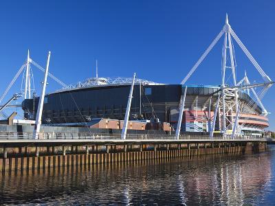 Millennium Stadium, Cardiff, South Wales, Wales, United Kingdom, Europe-Billy Stock-Photographic Print