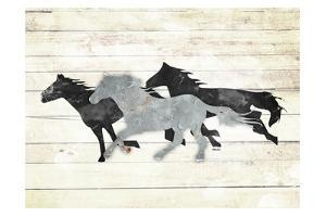 3 Icon Horse by Milli Villa