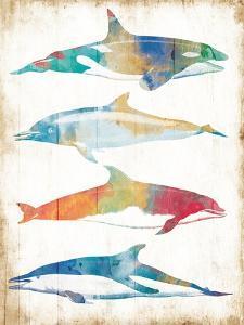 Colorful Sea Life by Milli Villa