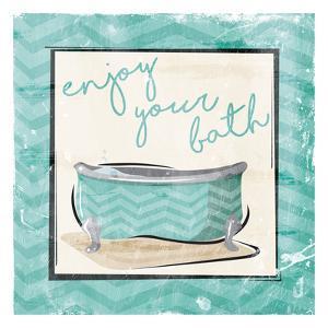 Enjoy Your Bath by Milli Villa