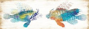 Fish Kiss by Milli Villa