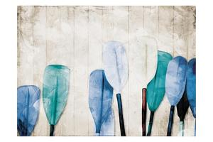 Paddles Against The Wall by Milli Villa