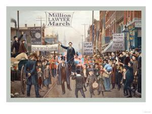Million Lawyer March