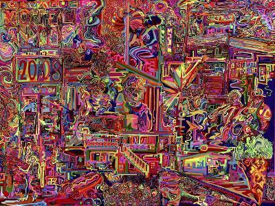 Millions Served-Josh Byer-Giclee Print