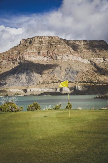 Millsite Golf Course, Ferron, Utah-Louis Arevalo-Photographic Print