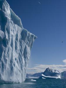 Iceberg, Ummannaq, Greenland, Polar Regions by Milse Thorsten