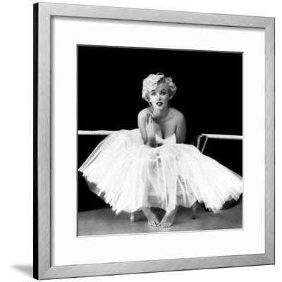 Marilyn Monroe - Ballet Dancer