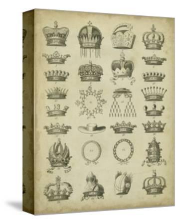 Heraldic Crowns and Coronets III