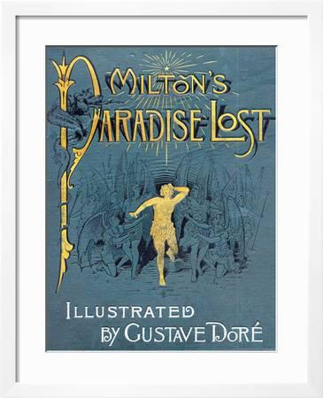 Milton S Paradise Lost Art Print Gustave Dor Art Com