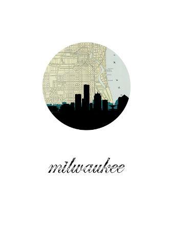 milwaukee-map-skyline