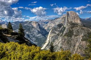 View from Glacier Point by Mimi Ditchie Photography