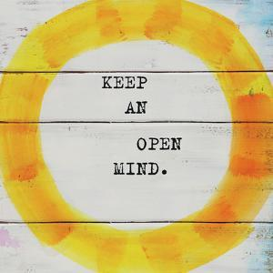 Keep an Open Mind by Mimi Marie