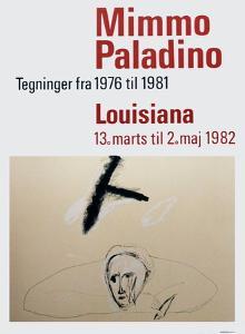 Louisiana by Mimmo Paladino