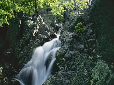 Mina Sauk Falls, Mark Twain National Forest, Missouri, USA-Charles Gurche-Photographic Print